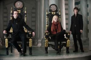 Aro, Caius, Alec