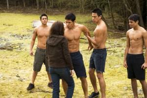 Bella et les quileutes