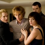 Carlisle, Jacob, Alice, Emmett