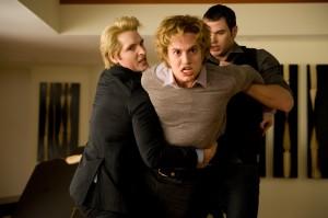 Carlisle, Jasper, Emmett