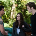 Jacob, Bella et Edward